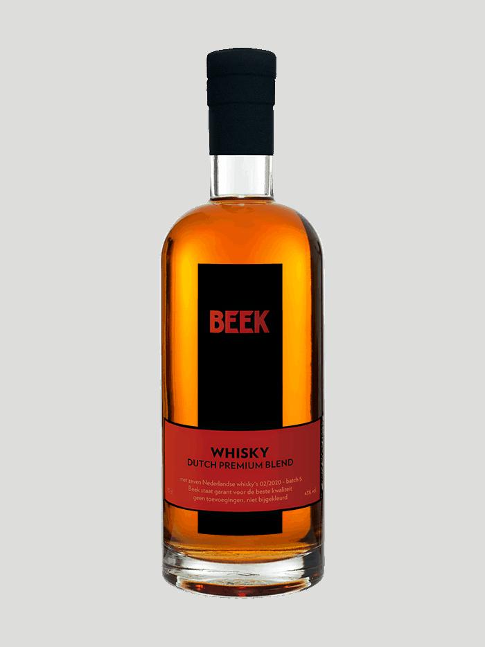 BEEK Whisky Dutch Premium Blend