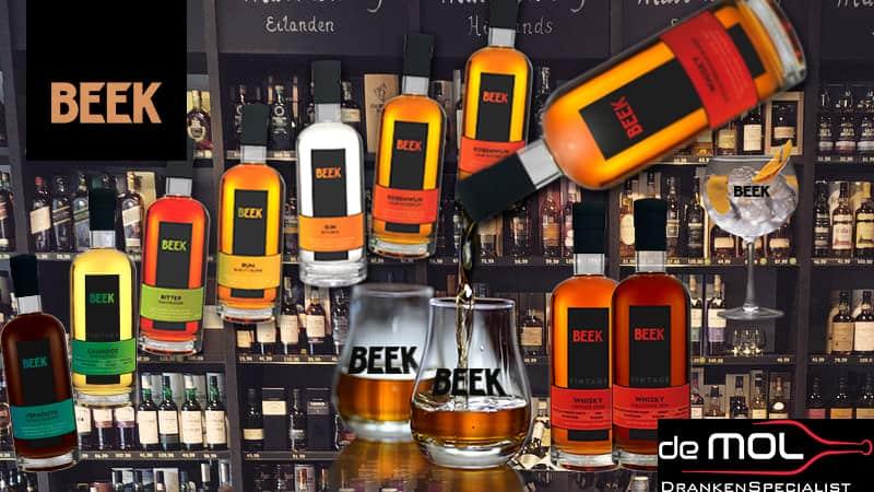 Promotie bij De Mol Dranken in Driebergen