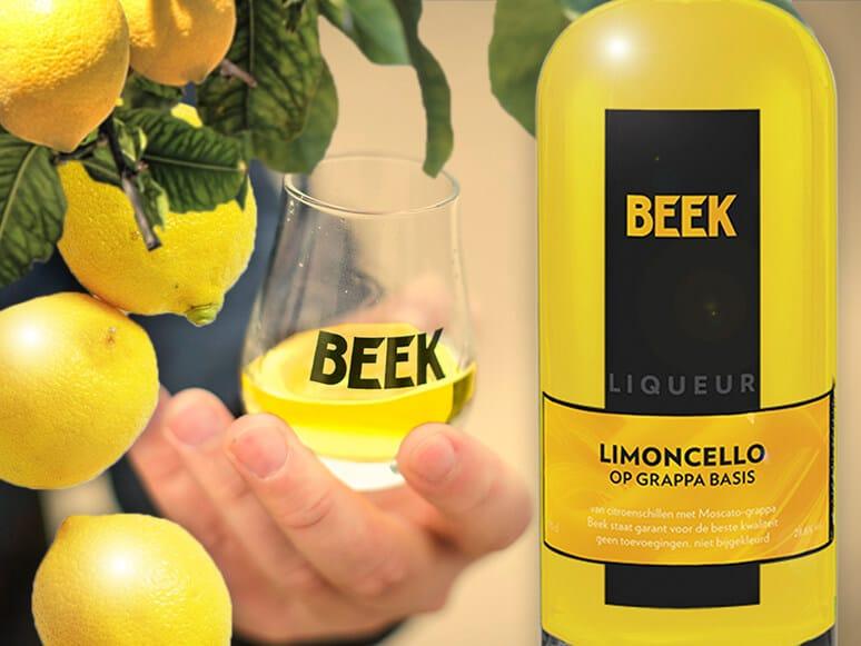 Limoncello luidt de nieuwe liqueur-serie in!