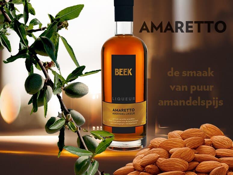 Amaretto: de smaak van puur amandelspijs