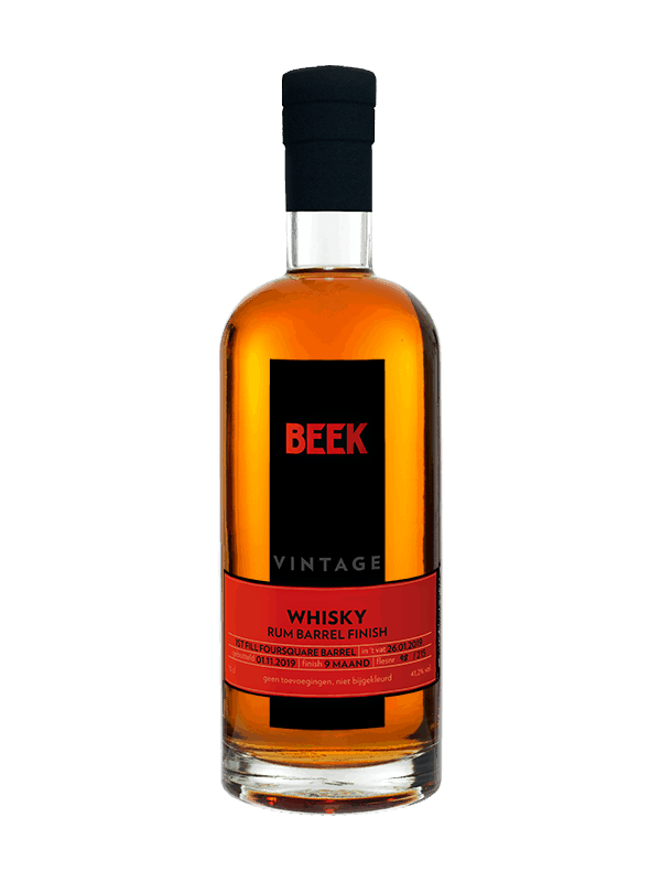 BEEK Whisky Rum Barrel Finish