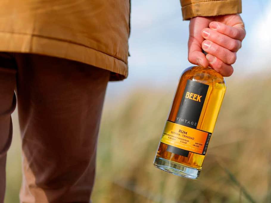 Jubileumbotteling Rum Guyana-Trinidad op whiskyvat