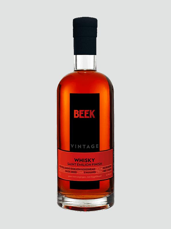 BEEK Whisky St. Emilion Finish