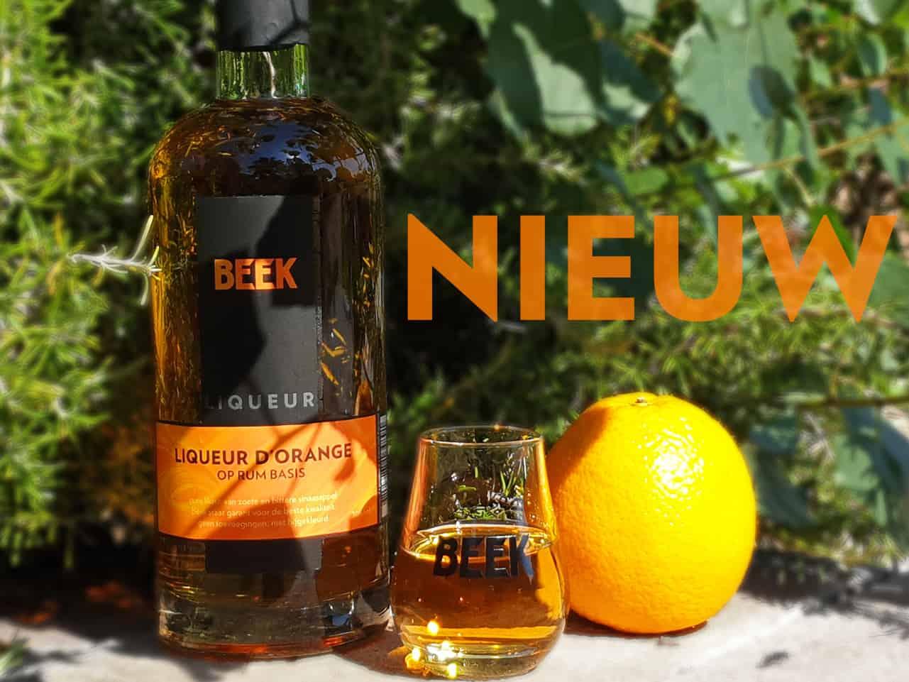 Liqueur d'Orange - nieuw