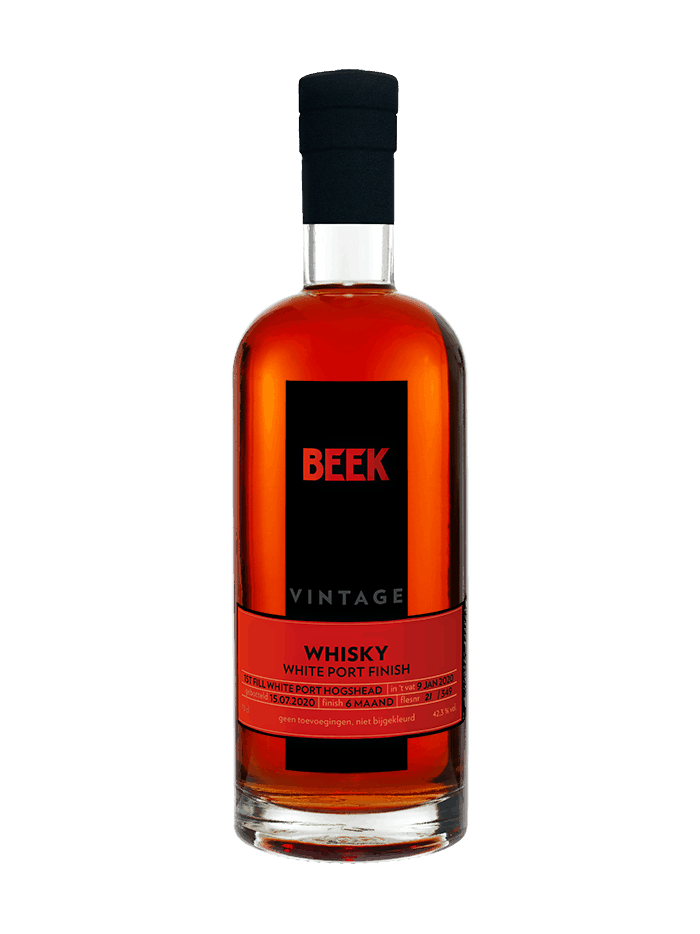 Beek Whisky Vintage White Port Finish 2020