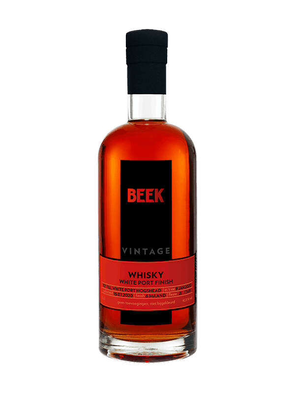 Beek Whisky Vintage White Port Finish 2020