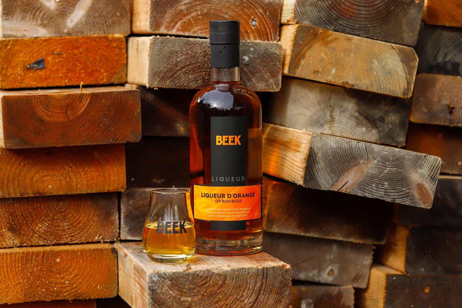 Beek Liqueur d'Orange Jesse Reij