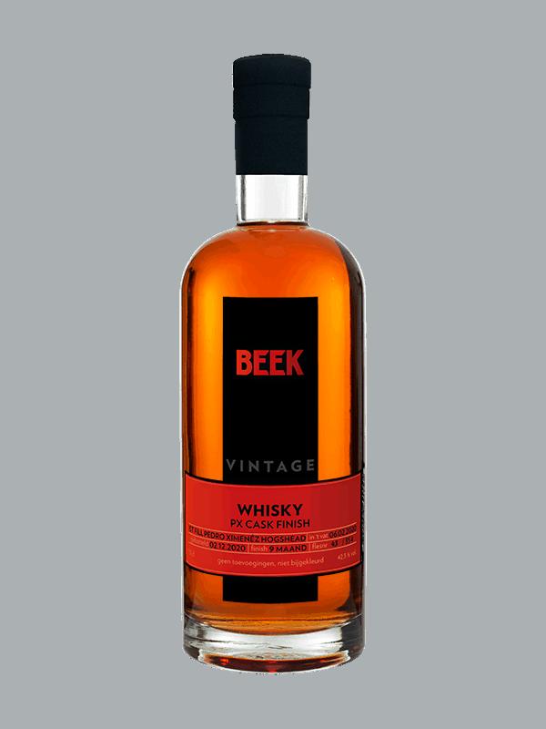 m_BEEK Vintage Whisky PX Cask Finish 2020