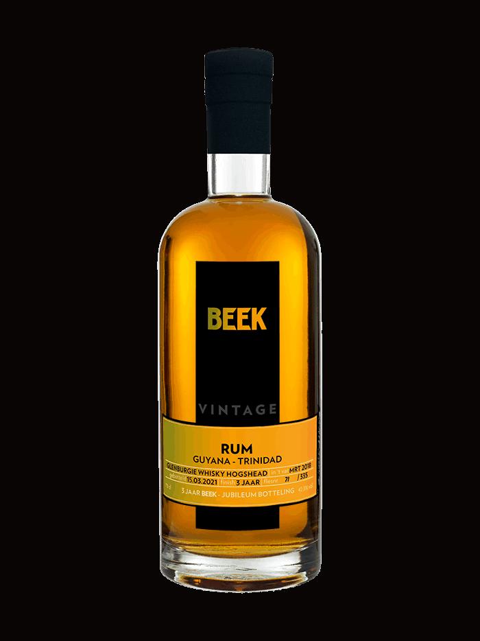 BEEK Vintage Whisky PX Cask Finish 2020