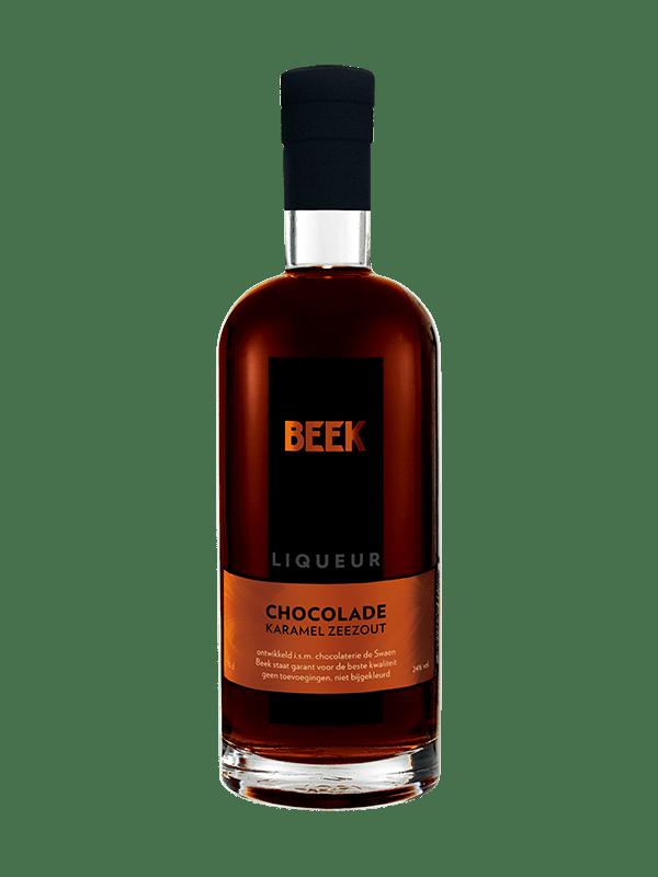 BEEK_Chocolade Karamel Zeezout