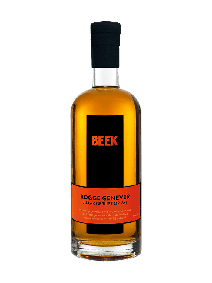 BEEK Rogge Genever 3jr gerijpt
